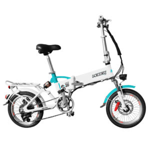 Bicicleta Mobox e-volt 16