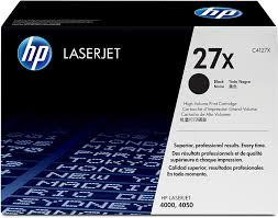Toner HP C4127X Para LaserJet 4000 / 4050