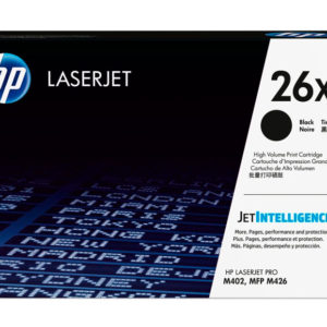 Toner HP CF226X para LaserJet M402 – MFP M426