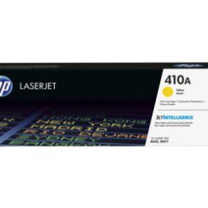 Toner HP CF412A Color Amarillo para LaserJet Pro M452 / M477