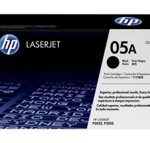 Toner HP CE505A para LaserJet P2035 / P2055