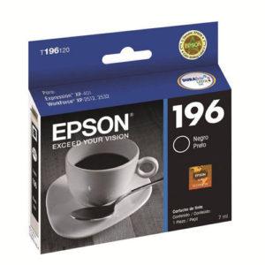 Cartucho Epson Negro T196120-AL