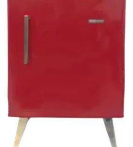 Heladera Bajomesada Frigobar Vintage 48l Retro Kanji Congelador