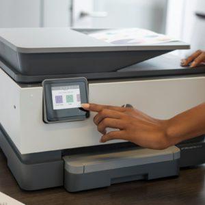 Impresora Multifunción HP OfficeJet Pro 9010