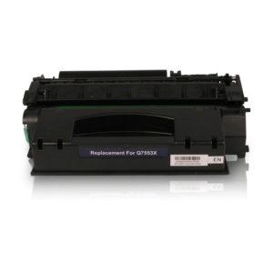 Toner alternativo para Q7553X LJ P2015 / MFP M2727